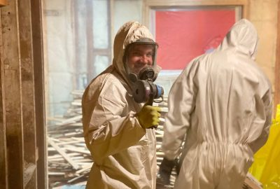 Asbestos Removal Projects
